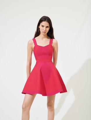 Maje Knit sporty dress