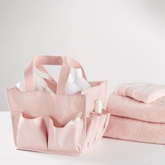 Pottery Barn Teen Blush Beauty Bin Bath Bundle