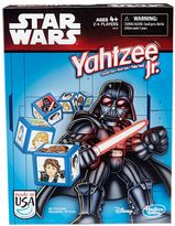 Hasbro Star Wars: Episode VII The Force Awakens Yahtzee Jr. Game by