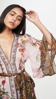 Camilla Kimono with Shoulder Inserts