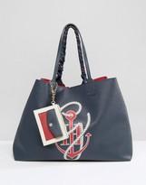 Tommy Hilfiger Gigi Hadid Reversible Tote Bag
