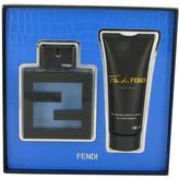Fendi Fan Di Acqua Gift Set for Men (3.3 oz Eau De Toilette Spray + 3.3 oz All Over Shampoo)
