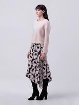 Diane von Furstenberg Posey Asymmetrical Skirt
