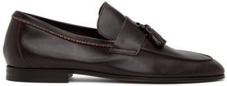 Paul Smith Burgundy Hilton Loafers