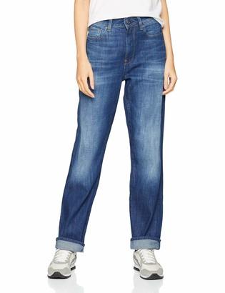 G Star Women's 3301 Mid Waist Baggy Boyfriend Jeans