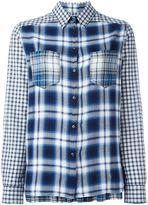 Diesel chemise Eve à motif à carreaux
