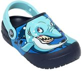 Crocs Shark Rubber With Lights