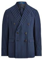 Ralph Lauren Polo Soft Pinstripe Sport Coat