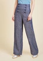 BB Dakota Nostalgic Polish Pants in 4