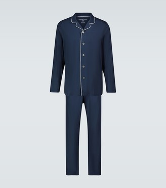 Derek Rose Modal pajama set
