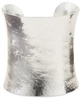 Stephanie Kantis Goddess Silver-Plated Cuff Bracelet