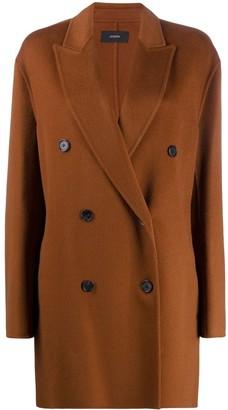 Joseph Clavel double-breasted coat