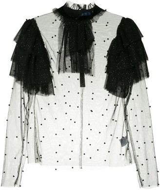 macgraw Refraction blouse