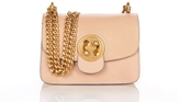 Chloé Mily Small Shoulder Bag in Biscotti Beige