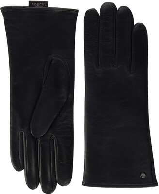 Roeckl Women's Classic Wool Gloves