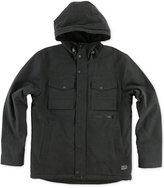 O'Neill Men's Anchorage Jacket with Faux-Fur Lining