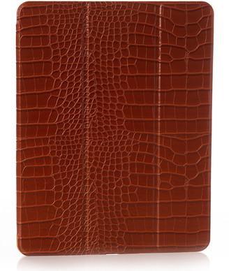 "Chic Geeks Faux Crocodile 12.9"" iPad Pro Case - 2nd Generation"