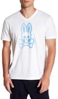 Psycho Bunny Sagapontack Graphic Pima Cotton Tee