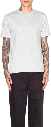 Comme des Garçons Shirt 'Forever' Cotton Tee in Top Grey | FWRD