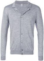 Eleventy button up cardigan - men - Silk/Merino - M