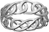 Celtic Sterling Silver Knot Ring