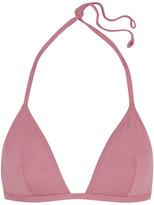 Eres Les Essentiels Voyou Triangle Bikini Top - Pink