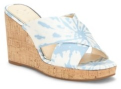 Jessica Simpson Seena Wedge Sandals Women's Shoes