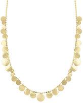 Lana Multi Disc Short Necklace