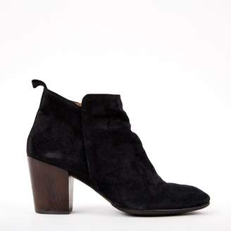 Emma.Go Emma Go Black Leather Ankle boots