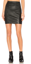 Alexander Wang Nappa Mini Skirt