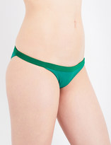 Rye Twisty low-rise bikini bottoms
