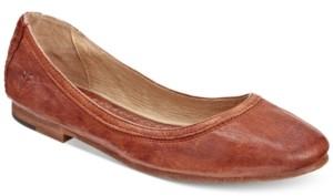 Frye Women's Carson Ballet Flats Women's Shoes