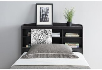 Wrought Studio Grubbs Bookcase Headboard Wrought Studio Size: Twin