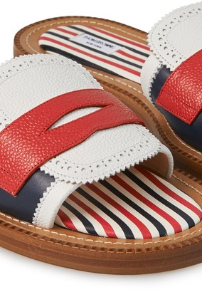 Thom Browne Leather sandals