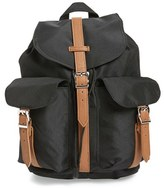 Herschel 'Dawson- Mid Volume' Backpack - Black