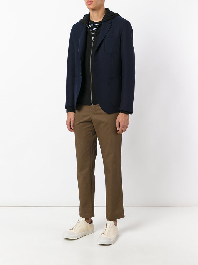 Golden Goose Deluxe Brand straight trousers