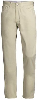 Peter Millar Crown Ultimate Sateen Five-Pocket Pants