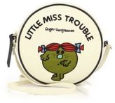 Olympia Le-Tan Little Miss Trouble Embroidered Crossbody Bag