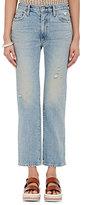 Simon Miller Women's Straight-Leg Crop Jeans-BLUE