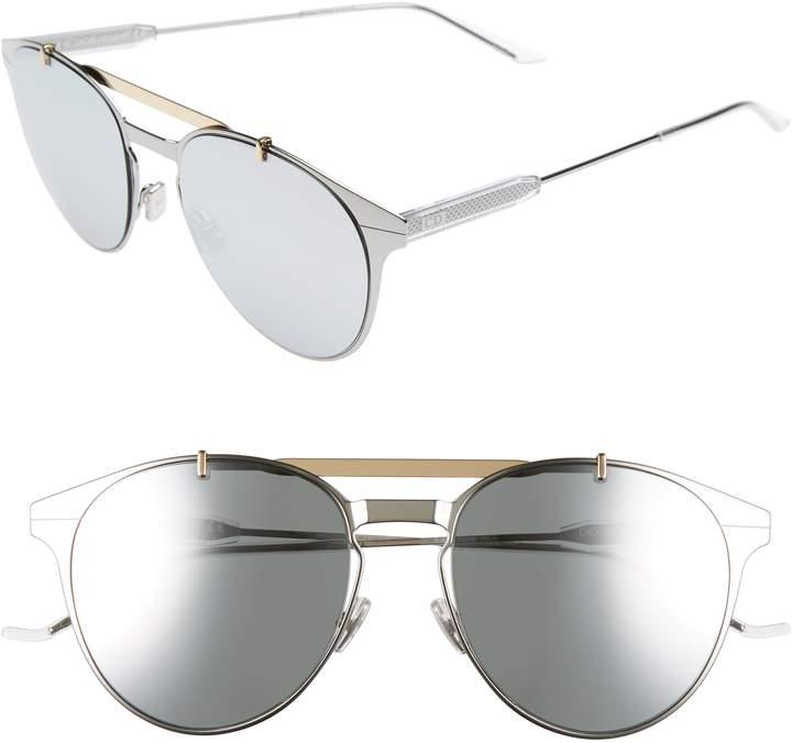 Christian Dior Motion 53mm Sunglasses
