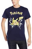 Pokemon Men's Pikachu Tee Shirt