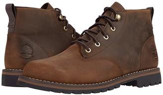 Timberland Redwood Falls Waterproof Chukka (Medium Brown Full Grain) Men's Boots