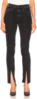 Cotton Citizen Skinny Vickie Jean in Faded Black | FWRD