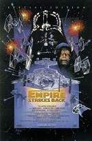 Star Wars Poster The Empire Strikes Back (68,5cm x 101,5cm) + plus white fabulous protective gift tube