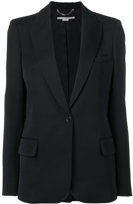 Stella McCartney Alisa one-button blazer