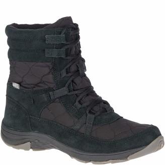 Merrell Women's Moab FST Hiking Shoe Granite