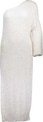 Stella McCartney One Sleeve Sweater Dress Top