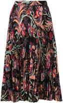 Etro designer print skirt