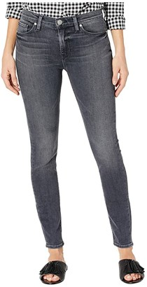 Hudson Nico Mid-Rise Super Skinny Ankle Jeans in Pretty Vacant (Pretty Vacant) Women's Jeans
