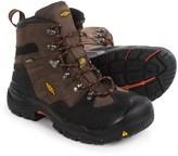 """Keen Coburg Steel Toe Work Boots - Waterproof, 6"""" (For Men)"""